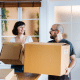 De Facto Couple Moving House
